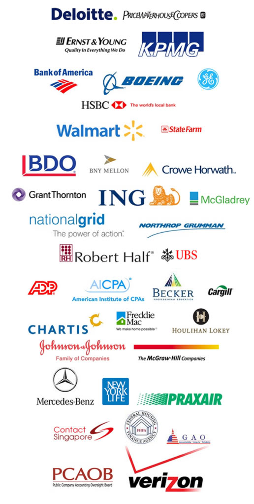 National Chapter Sponsors
