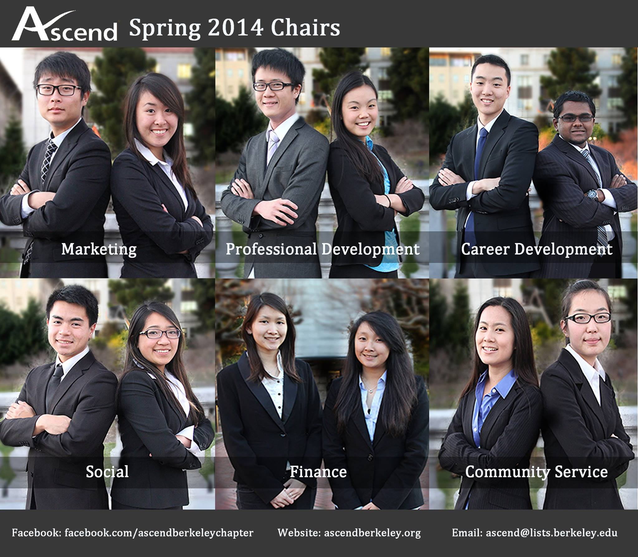 Spring 2014 Committee Chairs